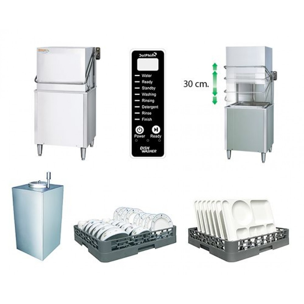 Dishwasher OMD 3210