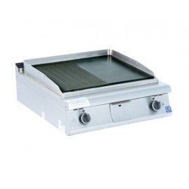 ELECTRIC GRILL SMOOTH & RIBBED TOP 7IE 202