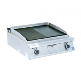GAS GRILL SMOOTH & RIBBED TOP 7IG 202