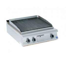 ELECTRIC GRILL RIBBED TOP 7IE 201