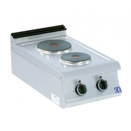 2 BURNERS COOKER GAS TOP 7KG 100