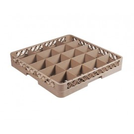 20-compartment Glass Rack