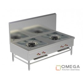 STOCK POT STOVE (LOW PRESSURE) OKS-SPL (Low) -02